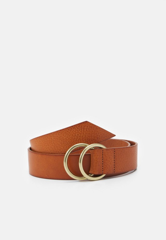 BELT  - Cintura - cinnamon