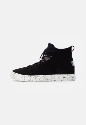 CHUCK TAYLOR ALL STAR CRATER - High-top trainers - black/mason/white