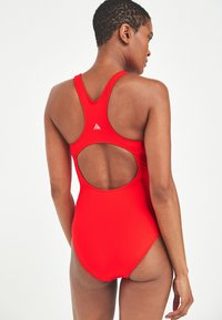Next - ZIP - Swimsuit - red - 1