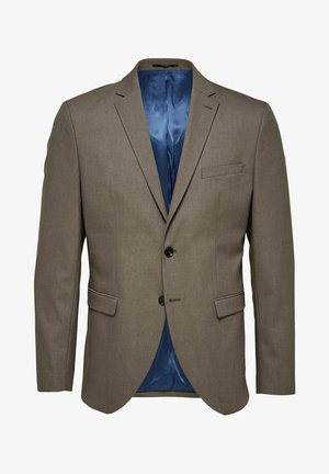Blazer jacket - light brown