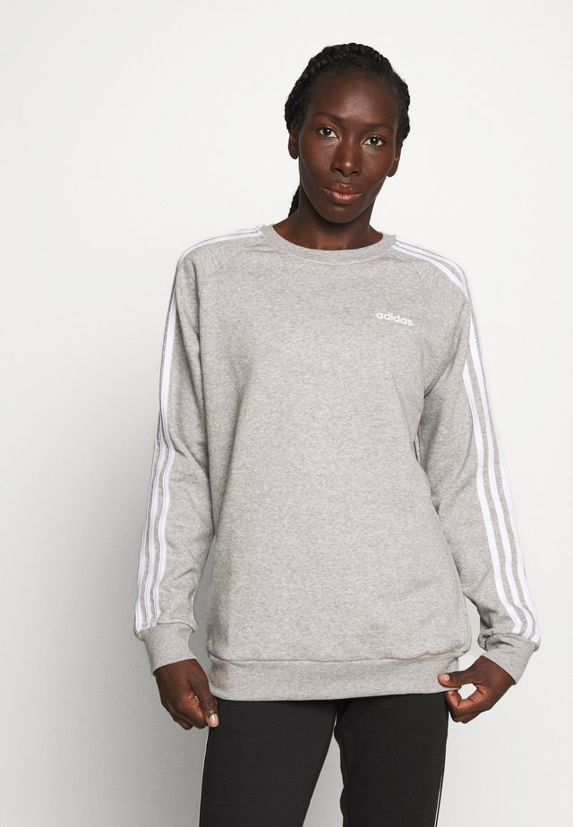 CREW - Sudadera - medium grey heather