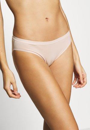 LOW CUT - Kalhotky - nude