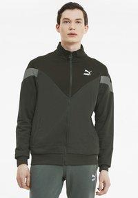 Puma - Training jacket - thyme - 0