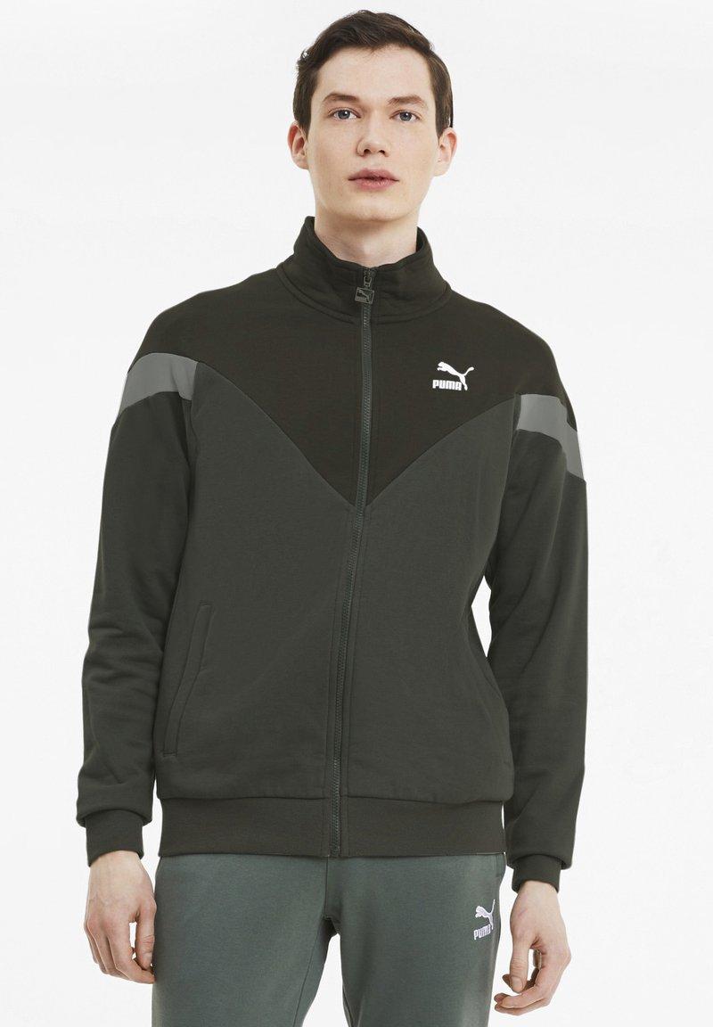 Puma - Training jacket - thyme
