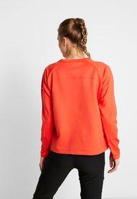 Columbia - WINDGATES™ CREW - Fleece jumper - bright poppy - 2