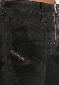 Diesel - SLANDY-BKX-H-SP - Jeans Skinny Fit - black velvet - 5