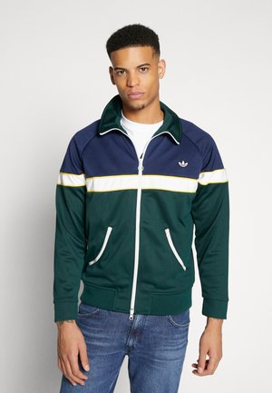 TRACK - Training jacket - green