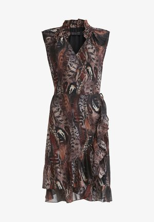 DARLEY FUSION DRESS - Day dress - brown