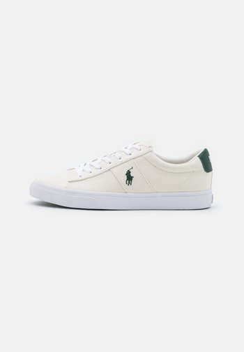 SAYER TOP LACE UNISEX - Trainers - offwhite/green