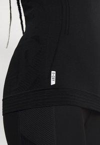ONLY Play - ONPJASE CIRCULAR - Sportshirt - black - 5