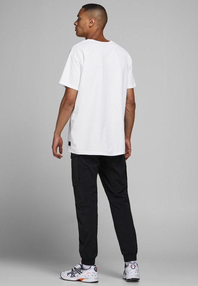 Jack & Jones SCHLICHTES - Basic T-shirt - white cBu7k