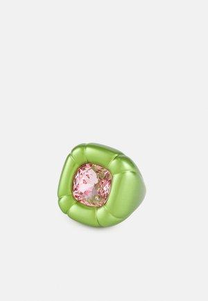 DULCIS RING - Ring - green/light pink