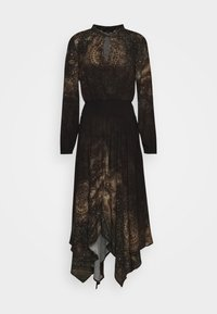 Desigual - VEST MILAN - Denní šaty - black - 4