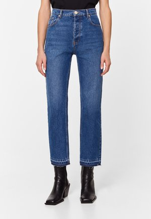 Bootcut jeans - light denim blue