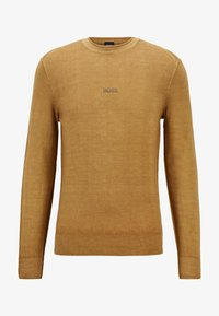 BOSS - Jumper - beige - 3