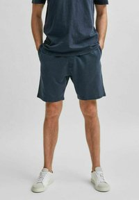 Selected Homme - Shorts - sky captain - 0
