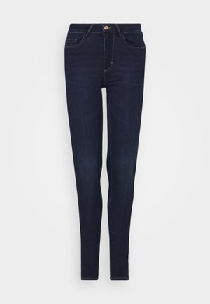 ONLROYAL LIFE - Jeansy Skinny Fit - dark blue denim