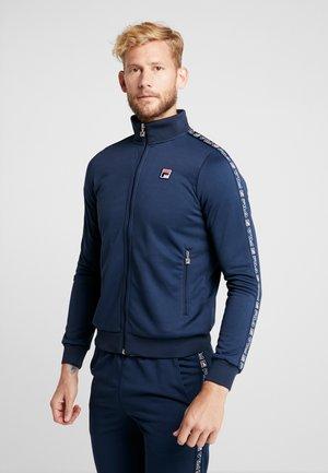 JACKET JULIUS - Training jacket - peacoat blue