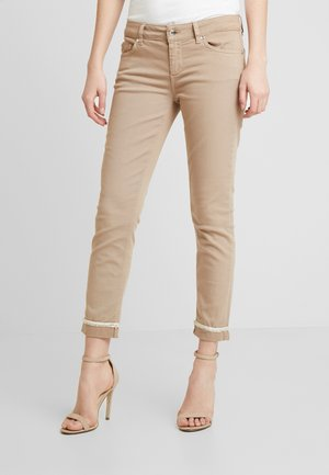 IDEAL - Jeans Skinny Fit - coffe shake