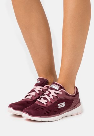 FLEX APPEAL 3.0 - Trainers - burgundy/pink