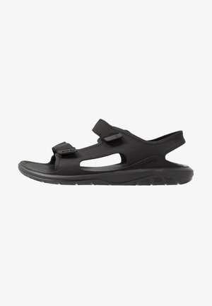 SWIFTWATER EXPEDITION - Riemensandalette - black
