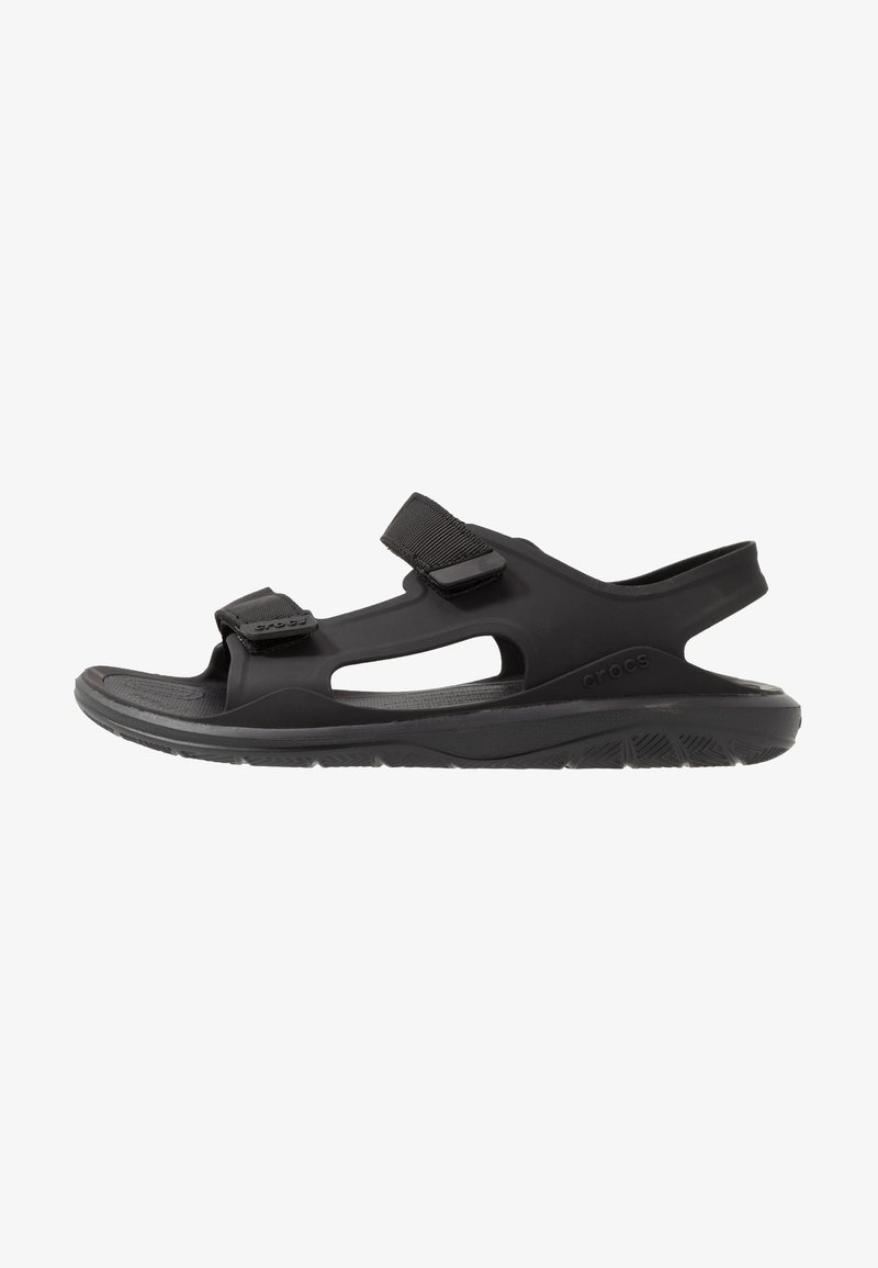 Crocs - SWIFTWATER EXPEDITION - Sandalen - black