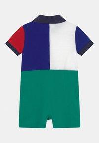 Polo Ralph Lauren - SHORTALL - Jumpsuit - active royal/multi - 1
