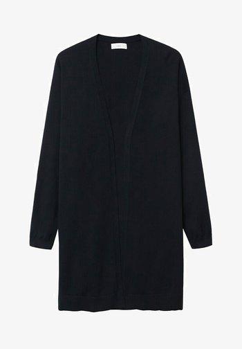 KIMMYT - Cardigan - zwart