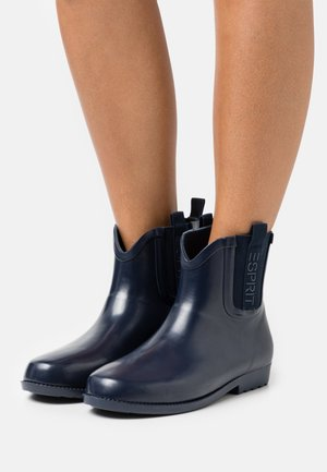 GLAS GOW RIBBON - Wellies - navy