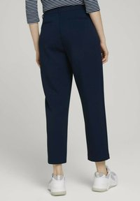 TOM TAILOR - LOOSE FIT - Chinos - sky captain blue - 2