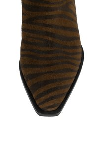 Ekonika - Ankle boots - zebra-oliv - 6