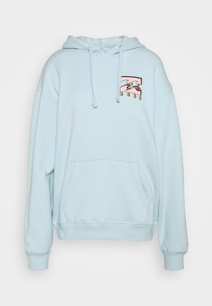 ALL THE FEELS - Hoodie - vista blue