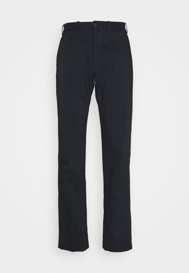 AERIAL PANTS - Broek - black