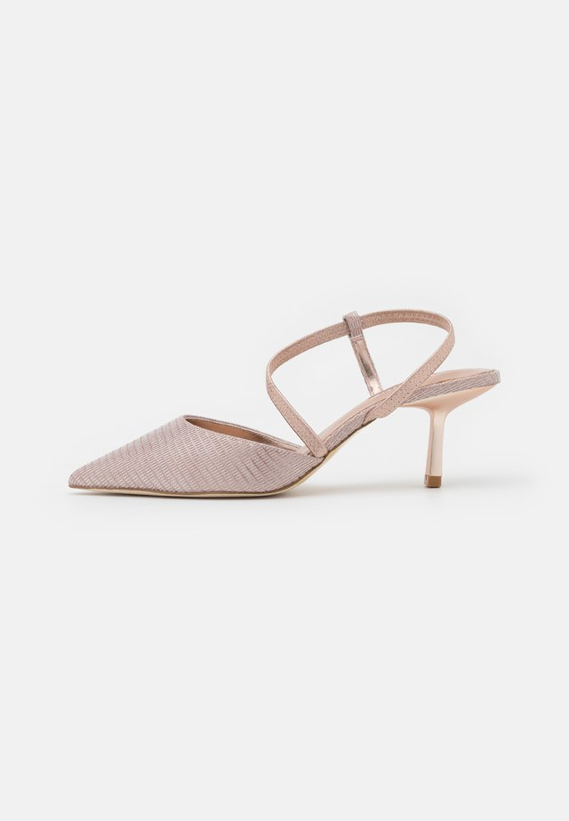 COLOMBIA - Klassieke pumps - rose gold