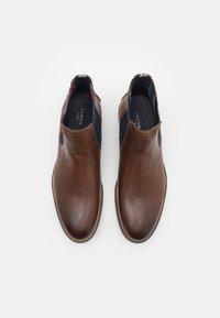 Lloyd - DARIO - Classic ankle boots - cognac - 3