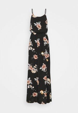 ONLNOVA LIFE STRAP DRESS  - Maxi šaty - black