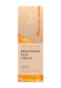 YOU & OIL - BRIGHTENING FACE CREAM  - Face cream - - - 1