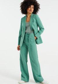WE Fashion - Blazer - mint green - 1