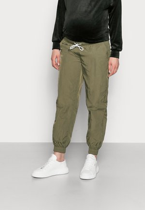 PCMGOIA TRACK PANT - Tracksuit bottoms - sea turtle