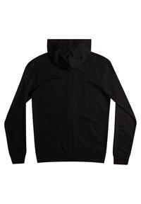 Quiksilver - MIT REISSVERSCHLUSS FÜR MÄN - Zip-up sweatshirt - black - 4