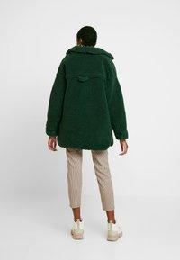 Monki - MALOU - Zimní kabát - green - 2