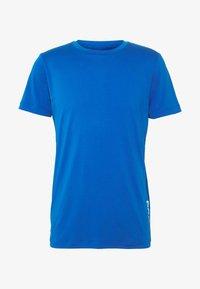 RESISTANCE ENDURO LIGHT TEE - T-shirt basic - light azurite blue