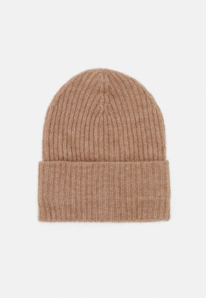 PCBANA HOOD - Bonnet - natural
