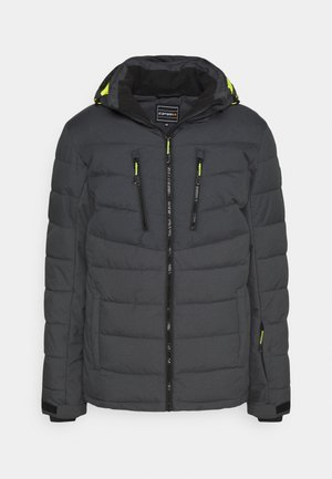 PENNINGTON - Ski jas - lead grey