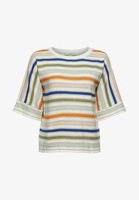 Esprit - Print T-shirt - off white - 7