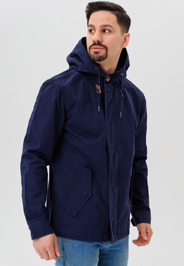 LOUGH - Summer jacket - navy