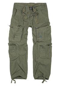 Brandit - Cargo trousers - olive - 8