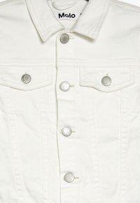 Molo - HEIDI - Denim jacket - white star - 3