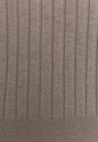 Freequent - JONEY - Jumper - beige sand melange - 2