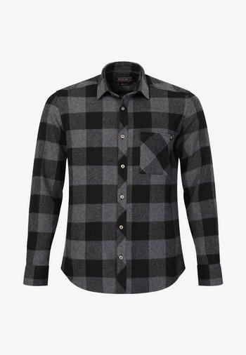 Shirt - grey-black